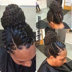 ghana braids step  step tutorial part