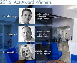 IA Interior Architects Announces Winners of IAct Awards ...