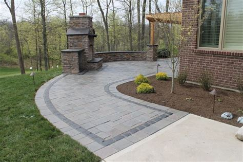 Unilock Patio Pavers - unilock patio paver patios patio