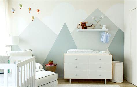 kinderkamer muur verven welke kleuren ideeen en