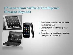 Pics For > Fifth Generation Computers Artificial Intelligence