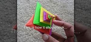 How To Origami A Tomoko Fuse U0026 39 S Espiral  Spiral   U00ab Origami