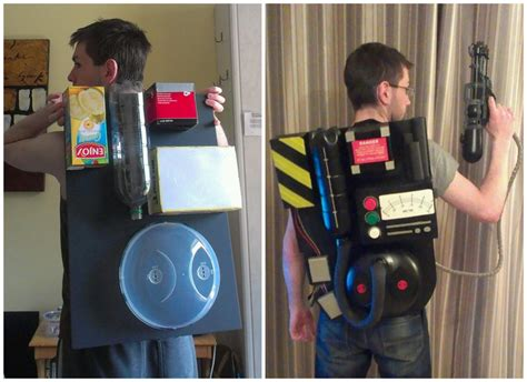 Diy Proton Pack by Diy Proton Pack Before And After By Johnoc89 On Deviantart