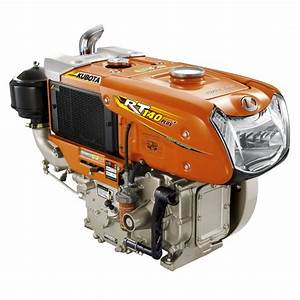 Kubota Diesel Engine Rt 140 Plus Di Thunder For Sale At