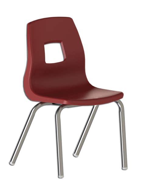 chaise d ecole chaise scolaire ergonomique et empilable