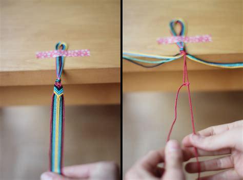 Bracelet Making Ideas With String Caymancode