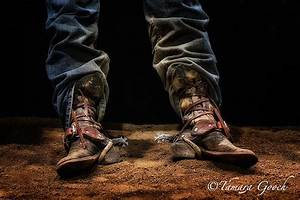 Rodeo-Cowboy-Boots-and-Spurs-Photo-Rodeo_2754 :: Cowboy ...