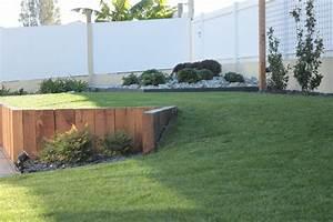 jardin en pente marmin paysage With jardin en terrasse en pente