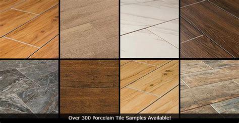 Porcelain Tile That Looks Like Wood vs. Hardwood vs. Vinyl