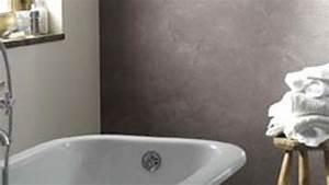 beau revetement mur salle de bain pvc avec pvc imitation With mur pvc salle de bain