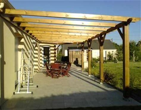 permis de construire pour pergola construction d une pergola en bois bois brande de bruy 232 re pergola stockage 224