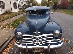 Craigslist Find  1948 Plymouth  U2013 Handles Like A Marshmallow