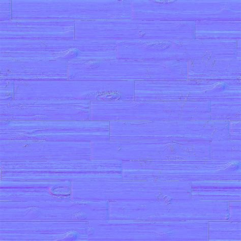 rough wood planks normal map