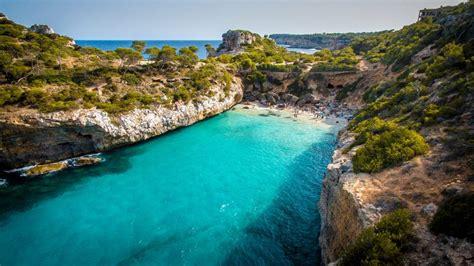 spain majorca mallorca island islands balearic country hottest