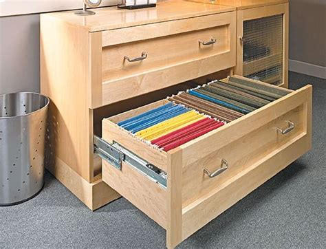 lateral file cabinet woodworking plan wood projects pinterest woodworking woodworking