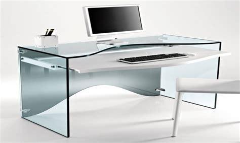 modern glass computer desk modern glass desks modern glass desks for work creative
