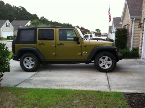 jeep wrangler unlimited   sale  arden nc