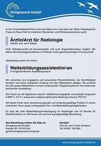 Teilzeit Jobs Kiel : stellenangebot rztin arzt f r radiologie in kiel job ~ Orissabook.com Haus und Dekorationen