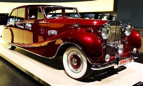 roll royce car 1950 luxury vehicle wikipedia