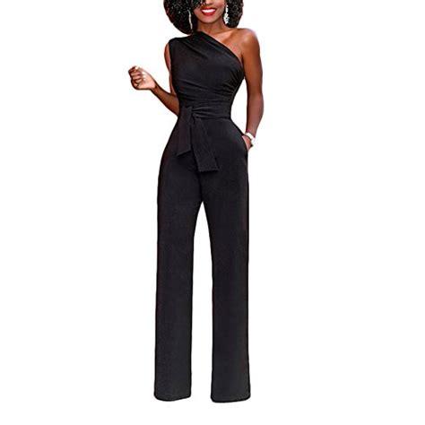 lover beauty jumpsuit schwarz lang elegant damen