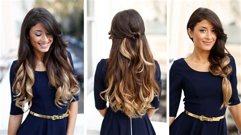how to style your ombre hair ombre hair tutorial 4509