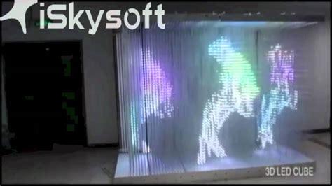 3D Volumetric Display - YouTube
