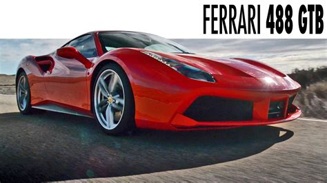 Ferrari 488 Gtb  Official Trailer Youtube