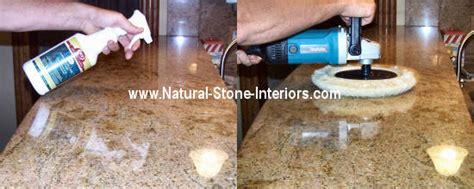 Homemade Cleaner For Granite Countertops Granite