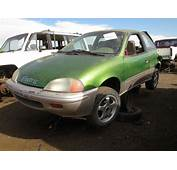Junkyard Find Electric 1995 Geo Metro  The Truth About Cars