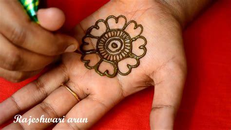 simple arabic mehndi design  hands artsycraftsydad