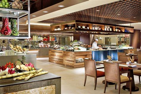 The Spice Market Caf Penang Buffet Style Restaurant At