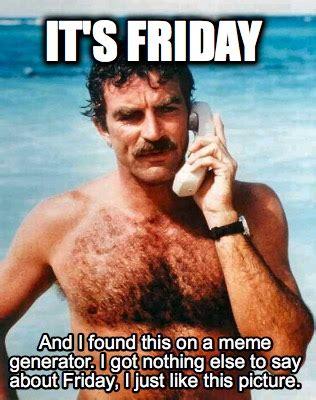 Its Friday Gross Meme - meme faces it s friday