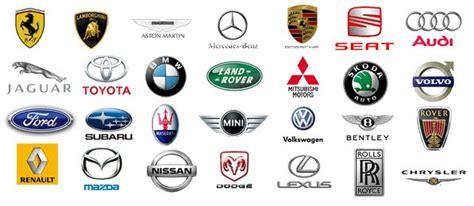 unique car logo ideal logos design favorite