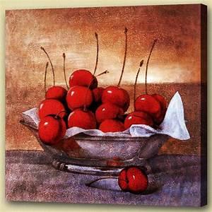 Tableau Pour Cuisine : tableau peinture pour cuisine ~ Teatrodelosmanantiales.com Idées de Décoration