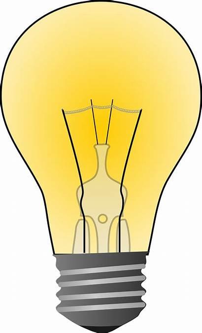 Clipart Bulbs Bulb Simple Clipartmag