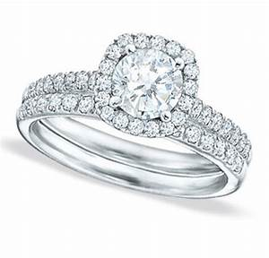 rings bridal sets big carat round diamond halo wedding With big diamond wedding ring sets