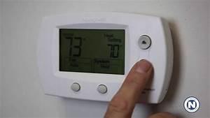 Honeywell 5000 Thermostat