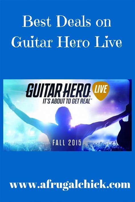 Guitar Hero Live Best Deal