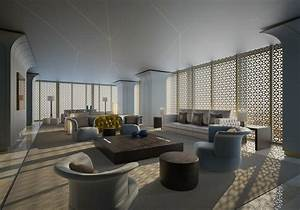 Interior Design By Fendi Casa  The Dubai Project