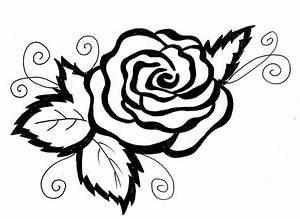 Blumen Zum Ausdrucken : ausmalen malvorlagen gratis ausdrucken rose blumen motive zum picture malvorlagen ~ Watch28wear.com Haus und Dekorationen