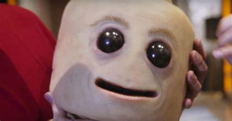 eww  lego man    human skin   creepy