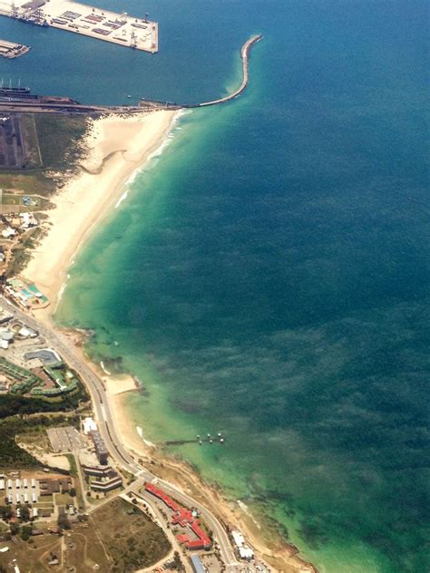 Car Hire Elizabeth South Africa by Arial View Of Indian Elizabeth South Africa