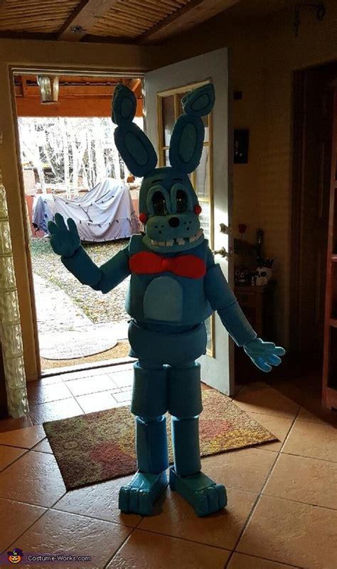 bonnie bunny costume