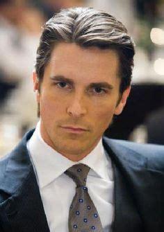 Christian Bale Batman Begins Bruce Wayne Pinterest