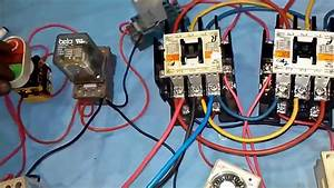 Auto Reverse Forward Motor Control Circuit With Full Practical In Urdu-english