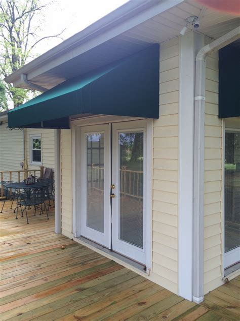 Glass Awning Residential - residential awnings delta tent awning company