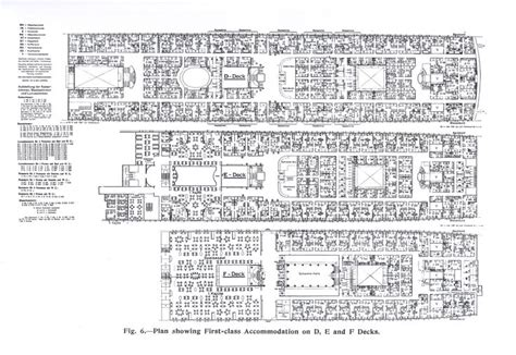 titanic deck plans d 35 best images about deck plans on the