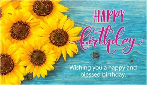 wishing   happy  blessed birthday pictures