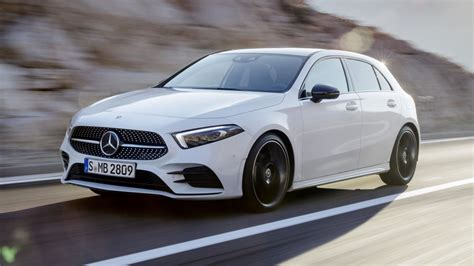 Mercedes 2019 A Class by The 2019 Mercedes A Class Looks Like It S Upped Its