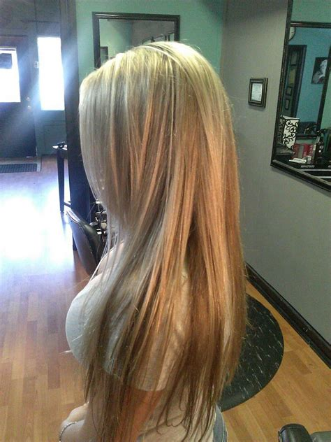 Shades Of Hair Pictures by 3 Shades Of Hair With Layers And
